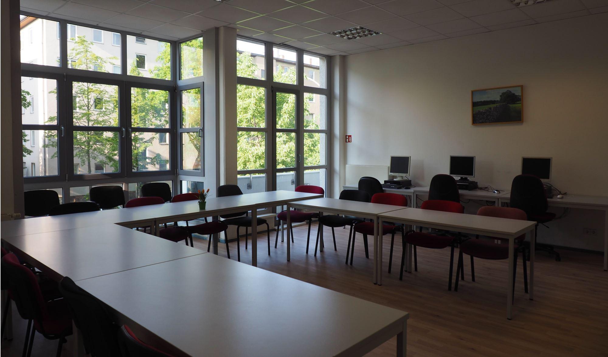 Seminarraum Huttenstr.
